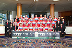 Wales Rugby League World Cup 2013 Squad.<br /> Celtic Manor Resort<br /> 22.10.13<br /> <br /> &copy;Steve Pope-SPORTINGWALES