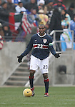 Eddie Pope, of the United States, looks for help from his teammates on Sunday, February 19th, 2005 at Pizza Hut Park in Frisco, Texas. The United States Men's National Team defeated Guatemala 4-0 in a men's international friendly.