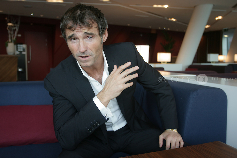 21/02/2011.Star of Jekyll & Hyde Marti Pellow at the Grand Canal Theatre, Dublin..Photo: Gareth Chaney Collins
