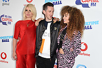 Paloma Faith, Sigala &amp; Ella Eyre in the press room for the Capital Summertime Ball 2018 at Wembley Arena, London, UK. <br /> 09 June  2018<br /> Picture: Steve Vas/Featureflash/SilverHub 0208 004 5359 sales@silverhubmedia.com