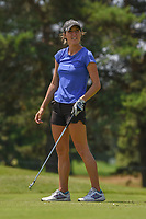 Jaye Marie Green (USA) watches her tee shot on 3 during round 3 of the 2018 KPMG Women's PGA Championship, Kemper Lakes Golf Club, at Kildeer, Illinois, USA. 6/30/2018.<br /> Picture: Golffile | Ken Murray<br /> <br /> All photo usage must carry mandatory copyright credit (&copy; Golffile | Ken Murray)