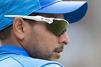 Kuldeep Yadav (India) during India vs Australia, ICC World Cup Cricket at The Oval on 9th June 2019
