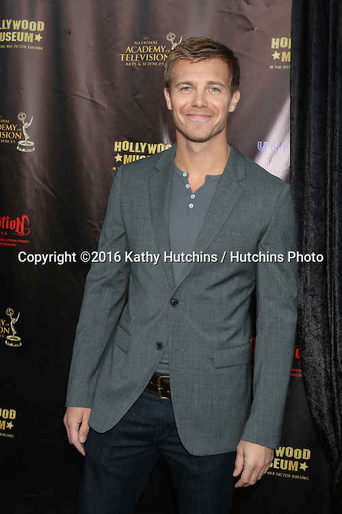 LOS ANGELES - APR 27:  Michael Roark at the 2016 Daytime EMMY Awards Nominees Reception at the Hollywood Museum on April 27, 2016 in Los Angeles, CA