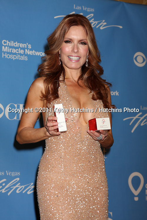 LAS VEGAS - JUN 19:  Tracey Bregman in the Press Room of the  38th Daytime Emmy Awards at Hilton Hotel & Casino on June 19, 2010 in Las Vegas, NV.