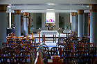 Chapel in Pangborn Hall..Photo by Matt Cashore..