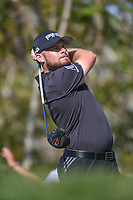 Tyrrell Hatton (ENG) watches his tee shot on 3 during round 3 of the Arnold Palmer Invitational at Bay Hill Golf Club, Bay Hill, Florida. 3/9/2019.<br /> Picture: Golffile | Ken Murray<br /> <br /> <br /> All photo usage must carry mandatory copyright credit (&copy; Golffile | Ken Murray)