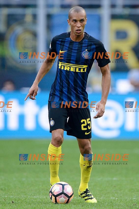 Joao Miranda Inter<br /> Milano 25-09-2016 Stadio Giuseppe Meazza - Football Calcio Serie A Inter - Bologna. Foto Giuseppe Celeste / Insidefoto