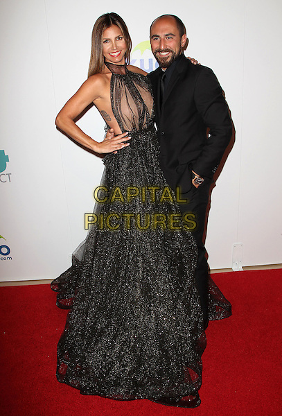 24 June 2014 - Beverly Hills, California - Charisma Carpenter, Michael Rossi. 5th Annual Thirst Project Gala held at the Beverly Hilton Hotel. <br /> CAP/ADM/FS<br /> &copy;Faye Sadou/AdMedia/Capital Pictures