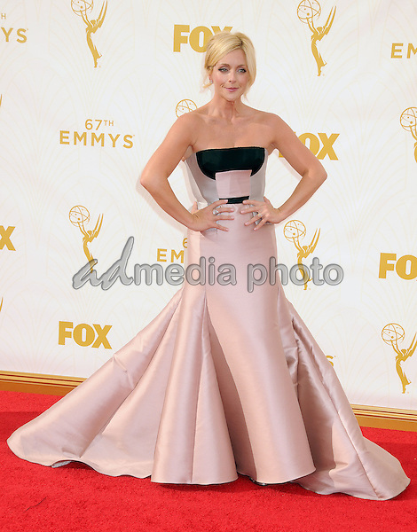20 September 2015 - Los Angeles, California - Jane Krakowski. 67th Annual Primetime Emmy Awards - Arrivals held at Microsoft Theater. Photo Credit: Byron Purvis/AdMedia