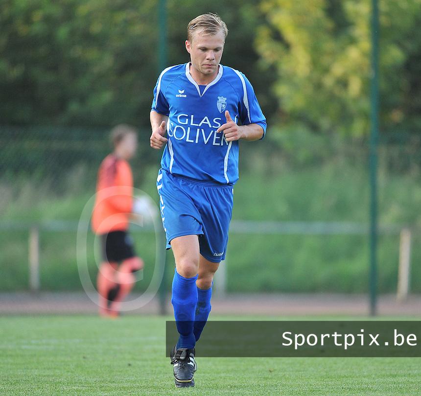KSV Rumbeke : Davy Vanhecke<br /> foto VDB / Bart Vandenbroucke