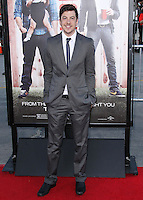 """WESTWOOD, LOS ANGELES, CA, USA - APRIL 28: Christopher Mintz-Plasse at the Los Angeles Premiere Of Universal Pictures' """"Neighbors"""" held at the Regency Village Theatre on April 28, 2014 in Westwood, Los Angeles, California, United States. (Photo by Xavier Collin/Celebrity Monitor)"""