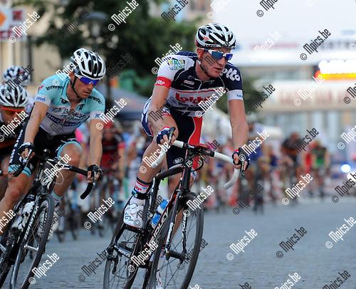 2012-07-26 / Wielrennen / seizoen 2012 / Criterium Herentals / Jurgen Van Den Broeck..Foto: Mpics.be