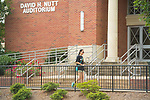 Nutt Auditorium.  Photo by Kevin Bain/Ole Miss Communications