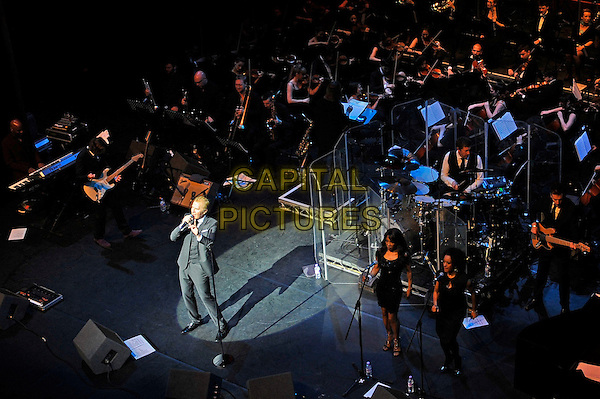 LONDON, ENGLAND - March 30: ABC performs in concert at the Theatre Royal, Drury Lane on March 30, 2014 in London, England<br /> CAP/MAR<br /> &copy; Martin Harris/Capital Pictures