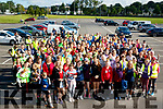 Walk Tall<br /> -------------<br /> There was massive support this year for the annual Jamie Wren&amp;Mike Deane memorial walk in aid of Recovery Haven, from Tralee to Castlegregory, beginning the 16 mile journey from the Aquadome carpark, Tralee last Saturday morning.