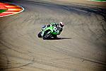 CEV Repsol en Motorland / Aragón <br /> a 07/06/2014 <br /> En la foto :<br /> Superbike-SBK<br /> 49 fabien parchard<br />RM/PHOTOCALL3000