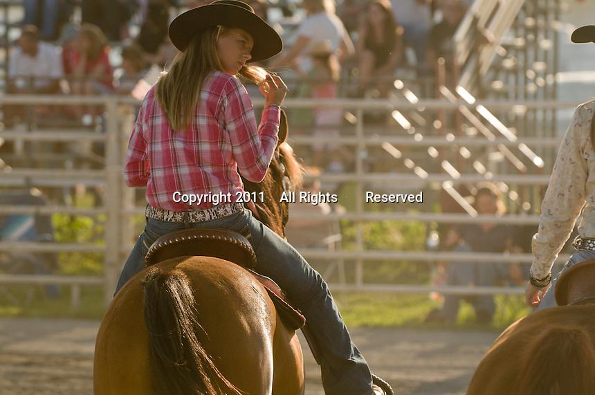 Johnsville, MD: J Bar W Ranch -- Ashley Smith