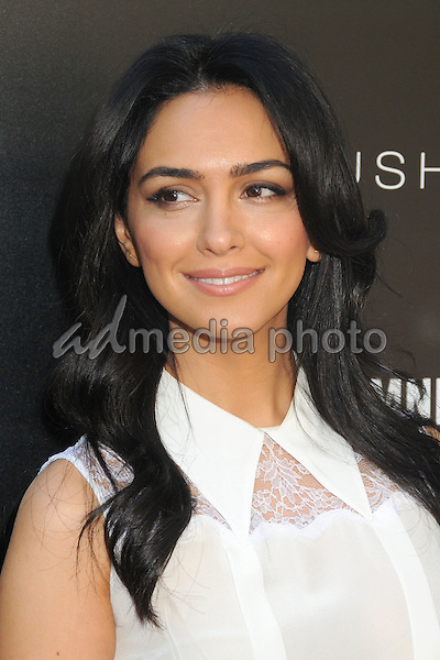 8 January 2016 - West Hollywood, California - Nazanin Boniadi. 1st Annual Art for Amnesty Pre-Golden Globes Brunch held at Chateau Marmont. Photo Credit: Byron Purvis/AdMedia