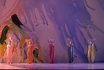 SIGNES....Choregraphie : CARLSON Carolyn..Compositeur : AUBRY Rene..Compagnie : Ballet de l Opera national de Paris..Decor : DEBRE Olivier..Lumiere : BESOMBES Patrice..Costumes : DEBRE Olivier..Avec :..GILLOT Marie Agnes..BELARBI Kader..CORDIER Vincent..LAMOUREUX Amelie..Lieu : Opera Bastille..Ville : Paris..Le : 27 06 2008..© Laurent PAILLIER / photosdedanse.com..All rights reserved