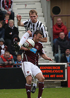 Heart of Midlothian v St Mirren 040513