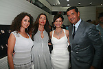 Angela Arabo, Olga Kroucoi, Carla Gugino and Jacob Arabo  Attend The Palladium Jewelry By Jacob & Co. Launch Celebration hosted by W Magazine held At Jacob & Co. Flagship Store, NY   9/13/12