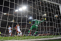 gol di Edin Dzeko Roma. Goal celebration.<br /> Roma 26-08-2017 Stadio Olimpico Calcio Serie A AS Roma - Inter Foto Antonietta Baldassarre / Insidefoto