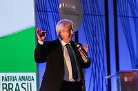 SAO PAULO, SP - 15.02.2019 - CAMPUS PARTY - O Ministro da Ciência e Tecnologia, Marcos Pontes durante a Campus Party nesta sexta-feira (15) no Expo Center Norte na zona norte de Sao Paulo.<br /> <br /> (Foto: Fabricio Bomjardim / Brazil Photo Press / Folhapress)