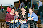 Celebration of Light - In association with the Rose of Tralee International Festival, Recovery Haven Kerry held a Celebration of Light, releasing lanterns on the water at the Tralee Bay Wetlands on Tuesday Pictured were L-R  Lisa Casey, Shauna Casey, Julia O'Halloran and Catherine O'Halloran