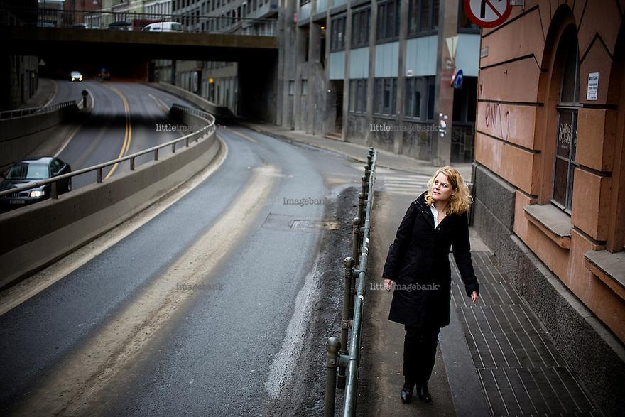 Oslo, Norge, 05.03.2013. Johanne Schmidt-Nielsen Johanne Schmidt-Nielsen (født 22. februar 1984 i Odense) er parlamentarisk leder i danske Folketinget for Enhedslisten. Foto: Christopher Olssøn.