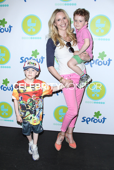 NEW YORK CITY, NY, USA - JUNE 04: Rosie Pope at the 2014 Baby Buggy Bedtime Bash Hosted By Jessica And Jerry Seinfeld - Sponsored By Sprout on June 4, 2014 in New York City, New York, United States. (Photo by Jeffery Duran/Celebrity Monitor)