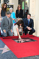 LOS ANGELES - AUG 22: Valerie Bertinelli, Betty White, Jane Leeves, Wendy Malick, Lero at a ceremony where Valerie Bertinelli is honored with a star on the Hollywood Walk of Fame on August 22, 2012 in Los Angeles, California