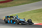 20 July 2007: Danica Patrick (USA) at the Honda 200 at Mid-Ohio, Lexington, Ohio.