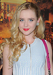Kathryn Newton at The Paramount Pictures L.A. Premiere of Fun Size held at Paramount Studios in Hollywood, California on October 25,2012                                                                               © 2012 Hollywood Press Agency