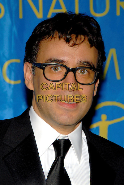 FRED ARMISEN.The Museum Gala at the American Museum of Natural History, New York, NY, USA, 16 November 2006. .portrait headshot.CAP/ADM/PH.©Paul Hawthorn/AdMedia/Capital Pictures. *** Local Caption ***