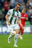 GRONINGEN - Voetbal , FC Groningen - FC Twente , KNVB Beker seizoen 2018-2019, 27-09-2018,  FC Groningen speler Jannik Pohl