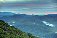 The Blue Ridge Parkway located in Nelson County, VA.. Photo/Andrew Shurtleff Photography, LLC