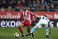 2019.02.25 La Liga Girona VS Real Sociedad