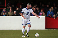 Steve McNulty of Tranmere Rovers during Dagenham & Redbridge vs Tranmere Rovers, Vanarama National League Football at the Chigwell Construction Stadium on 10th March 2018