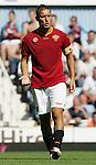 Roma's Francesco Totti. .Pic SPORTIMAGE/David Klein
