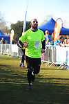 2019-02-17 Hampton Court Half 123 AB finish