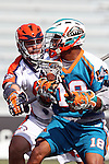 Philadelphia Barrage vs Los Angeles Riptide.Home Depot Center, Carson California.Kyle Harrison (#18).506P8630.JPG.CREDIT: Dirk Dewachter