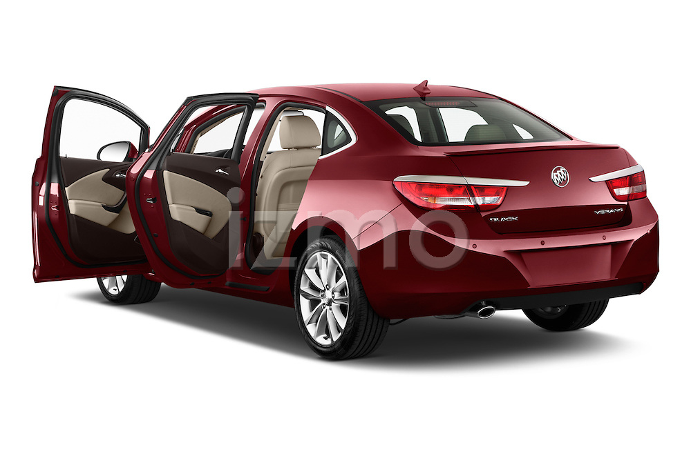 Car images of 2017 Buick Verano Leather 4 Door Sedan Doors