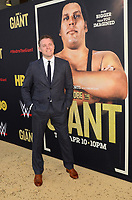 """LOS ANGELES - FEB 29:  Jason Hehir at the """"Andre The Giant"""" HBO Premiere at the Cinerama Dome on February 29, 2018 in Los Angeles, CA"""
