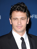 LOS ANGELES, CA - NOVEMBER 02:  James Franco at  LACMA 2013 Art + Film Gala held at LACMA  in Los Angeles, California on November 2nd, 2012 in Los Angeles, CA., USA.<br /> CAP/DVS<br /> &copy;DVS/Capital Pictures