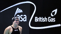 PICTURE BY VAUGHN RIDLEY/SWPIX.COM - Swimming - ASA Masters and Senior Age Group Championships 2012 - Ponds Forge, Sheffield, England - 27/10/12 - Emma Wilkins competes in the Women's 50m Freestyle.