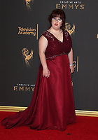 LOS ANGELES, CA - SEPTEMBER 09: Rachel Osterbach at the 2017 Creative Arts Emmy Awards at Microsoft Theater on September 9, 2017 in Los Angeles, California. <br /> CAP/MPIFS<br /> &copy;MPIFS/Capital Pictures