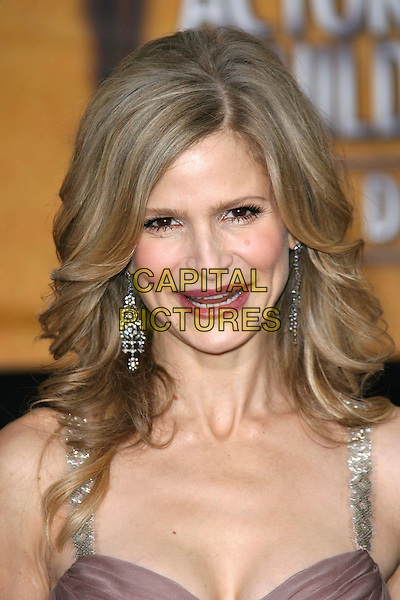 KYRA SEDGWICK.12th Annual Screen Actors Guild Awards (SAG) held at the Shrine Auditorium, Los Angeles, California..January 29th, 2006.Photo: Zach Lipp/AdMedia/Capital Pictures.Ref: ZL/ADM.headshot portrait .www.capitalpictures.com.sales@capitalpictures.com.© Capital Pictures.