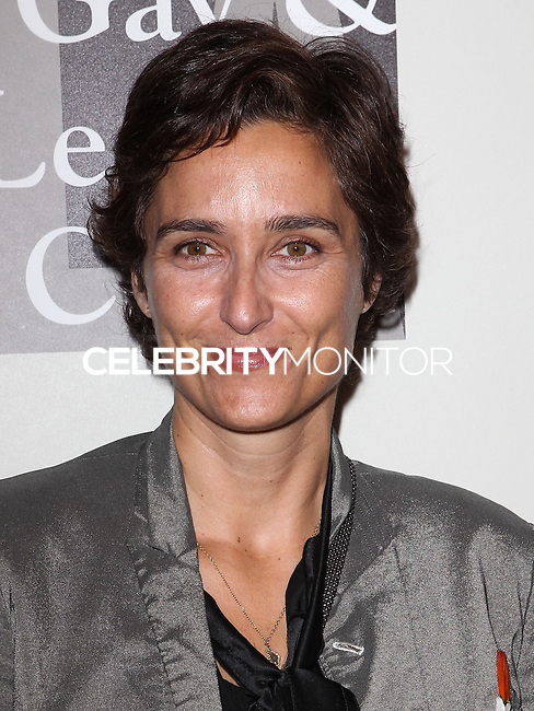 "BEVERLY HILLS, CA, USA - MAY 10: Alexandra Hedison at the ""An Evening With Women"" 2014 Benefiting L.A. Gay & Lesbian Center held at the Beverly Hilton Hotel on May 10, 2014 in Beverly Hills, California, United States. (Photo by Celebrity Monitor)"