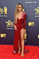 Vanessa Morgan at the 2018 MTV Movie &amp; TV Awards at the Barker Hanger, Santa Monica, USA 16 June 2018<br /> Picture: Paul Smith/Featureflash/SilverHub 0208 004 5359 sales@silverhubmedia.com