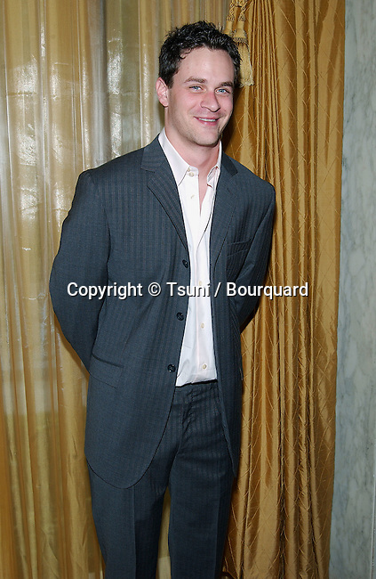 Tom Scott Everett (ER) arriving at the Annual Lullabies and Luxuries Fashion Show Event to benefit Caring for Children and Families  with AIDs at the Regent Beverly in Los Angeles. October 13, 2002.            -            ScottTomEverett_ER12.jpg